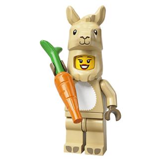 Lego 71027 Llama Costume Series 20 Minifigure