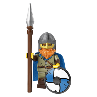 Lego 71027 Viking Series 20 Minifigure