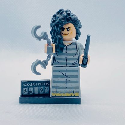 Bellatrix Lestrange Minifigure