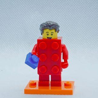 LEGO 71021 Red Brick Suit Guy