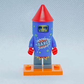 LEGO 71021 CMF Series 18 Minifigures Firework Guy