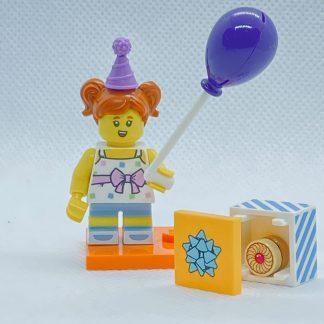 LEGO 71021 CMF Series 18 Minifigures Birthday Party Girl