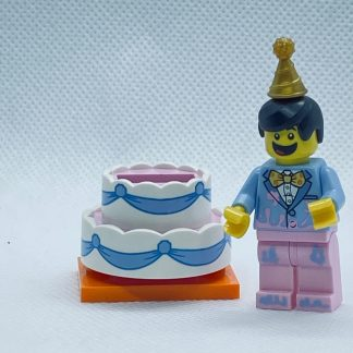 LEGO 71021 CMF Series 18 Minifigures Cake Guy