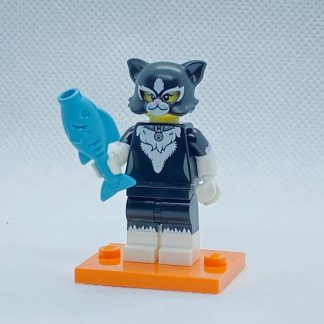 LEGO 71021 CMF Series 18 Minifigures Cat Costume Girl