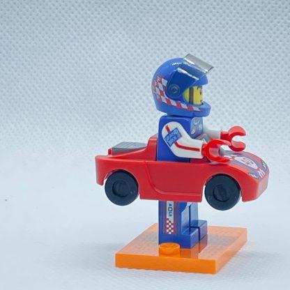 LEGO 71021 CMF Series 18 Minifigures Race Car Guy
