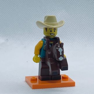 LEGO 71021 CMF Series 18 Minifigures Cowboy Costume Guy