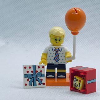 LEGO 71021 CMF Series 18 Minifigures Birthday Party Boy