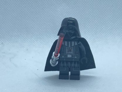 LEGO Darth Vader Minifigure Type 2 Helmet, Spongy Cape