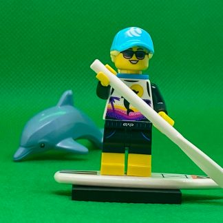 LEGO 71029 CMF Series 21 Minifigures Paddle Surfer