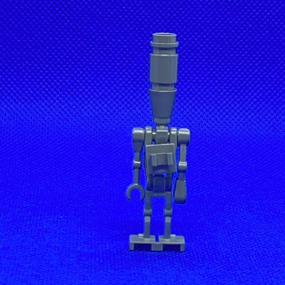 Dark Bluish Gray Legs Mechanical, Battle Droid