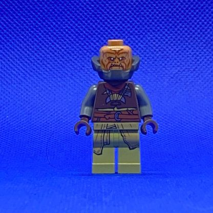 LEGO Star Wars Minifigure Klatooinian Raider with Neck Armor