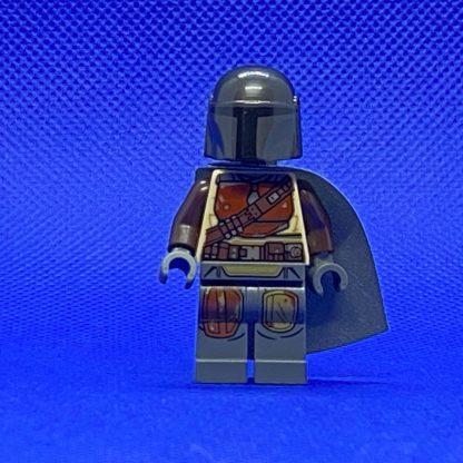 LEGO Star Wars Minifigure The Mandalorian (Din Djarin / 'Mando') - Brown Durasteel Armor