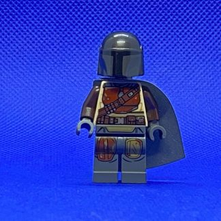 LEGO Star Wars Minifigure The Mandalorian (Din Djarin / 'Mando') - Brown Durasteel Armor