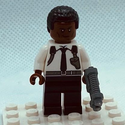 Lego Nick Fury Minifigure