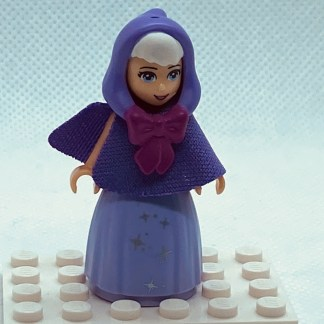 LEGO Disney Fairy Godmother Minidoll