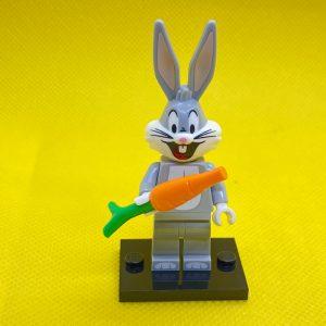 LEGO Looney Tunes Minifigure - Bugs Bunny