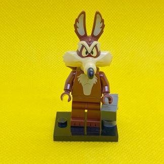 LEGO Looney Tunes Minifigure - Wile E. Coyote