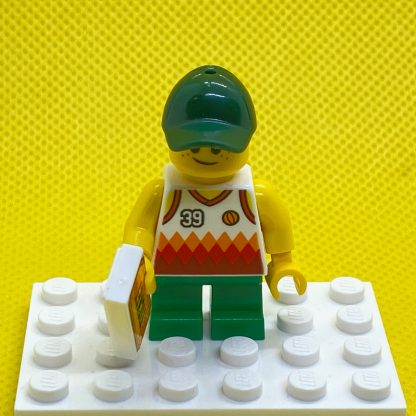 LEGO Boy with Freckles Minifigure