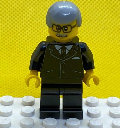LEGO Minifigure Dragon Boat Race Judge