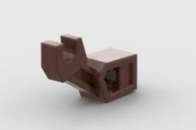 LEGO Reddish Brown Bionicle