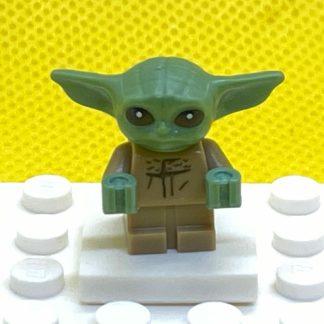 baby yoda minifigure