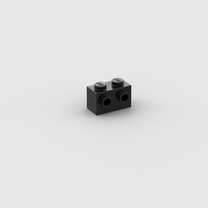 LEGO Part Brick Brick, Modified Modified 1 x 2 with Studs on 1 Side