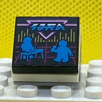 LEGO Vidiyo BeatBit Retro Future Filter