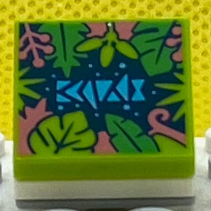 LEGO Vidiyo BeatBit Tropical Plants Filter