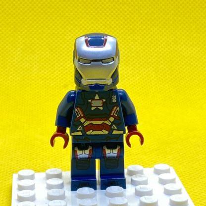 LEGO Iron Patriot Minifigure