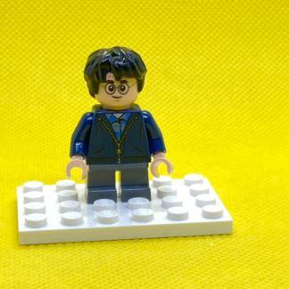 LEGO Minifigure Harry Potter, Dark Blue Zip Up