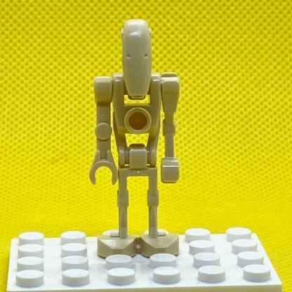 LEGO Star Wars Battle Droid with One Straight Arm Minifigure