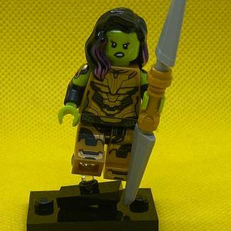 LEGO 71031 Marvel Minifigure - Gamora with the Blade of Thanos