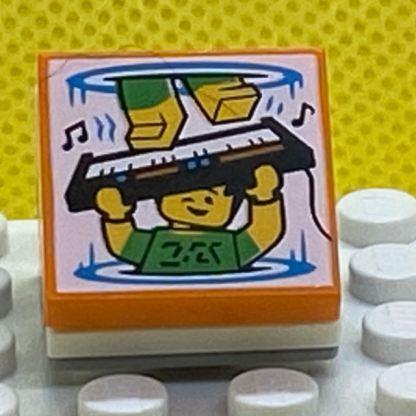 LEGO Vidiyo BeatBit Portal Filter