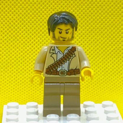 LEGO Jake Raines Minifigure