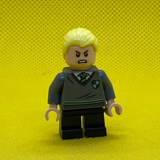 LEGO Minifigure Draco Malfoy in a Slytherin Sweater