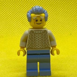 LEGOChild's Grandfather Minifigure