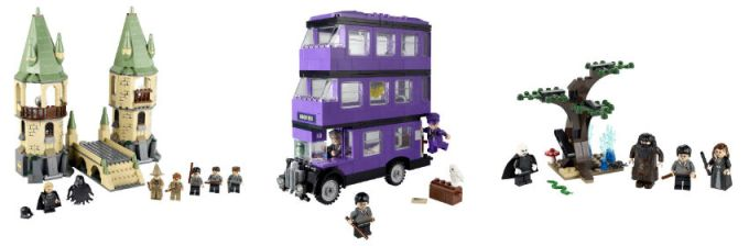 Harry Potter Lego Sets 2011