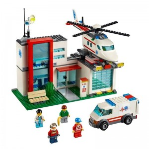 Lego City Hospital 4429