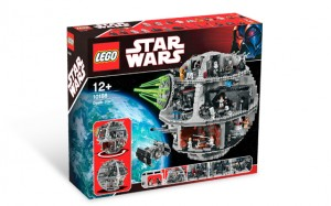 Lego Death Star Box