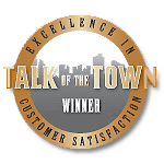 Talk of the Town Award Winner