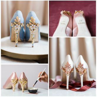 Harriet Wilde Wedding Shoes