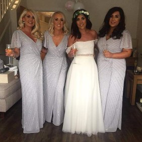 Real Weddings, The Bridal Boutique Warwickshire