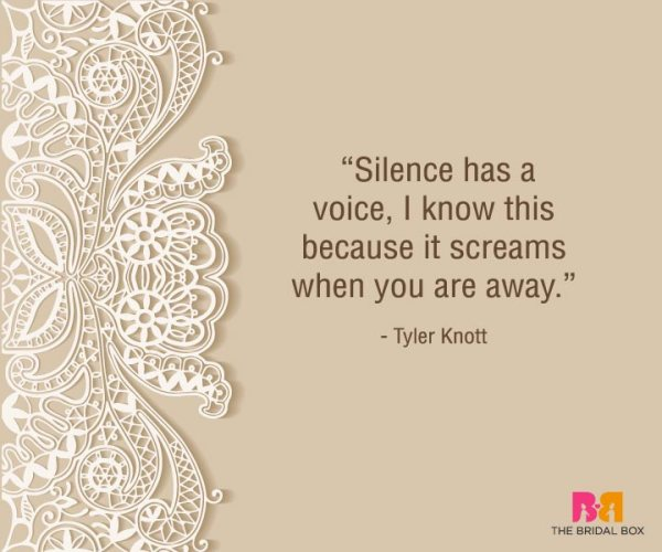 Heart Touching Love Quotes For Him - Tyler Knott