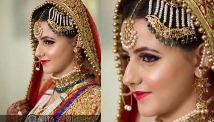 7 Magnificent Pakistani Bridal Makeup Tips To Look Stunning!