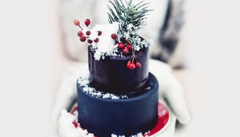 Chocolate Wedding Cakes That Are Simply Sinful