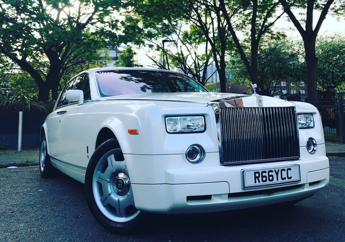 Classic & Luxury Wedding Car Hire in London | Rolls Royce & Bentley ...