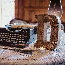 fairytale romance and vintage vibes
