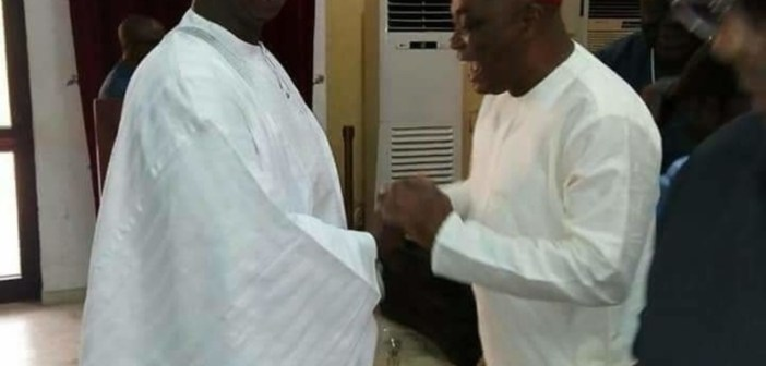 Hon. Nwoko Tasks Nigerian Leaders On Youth Development …As He Receives Members of LAFF-IT-OFF-WITH-ONOME-Da-Saint Team in His Abuja Office