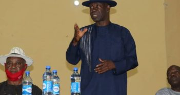 Killing Of Oleh Indigenes: Amadhe Appeals For Calm, Says IDU Will Never Take Sides In Communities Conflicts