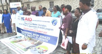 E-WASH Summit 2020: ENVIRUMEDIC, DESUWACO, CSOs, Other Stakeholders, Brainstorm, Proffer Ways To Improve Water and Sanitation Service In Delta State